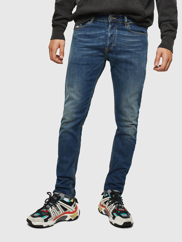 Tepphar 083AA, Medium blue - Jeans