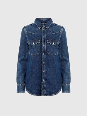 DE-RINGY, Dark Blue - Denim Shirts