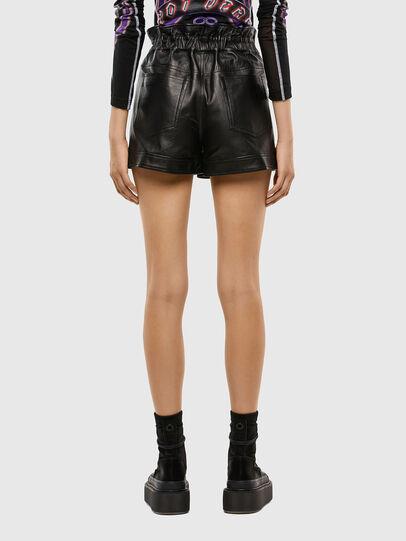 Diesel - L-KUNA, Black - Shorts - Image 2