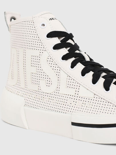Diesel - S-DESE MID CUT W, White - Sneakers - Image 4