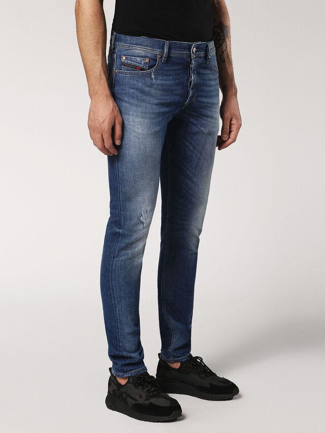TEPPHAR 084RW, Blue Jeans