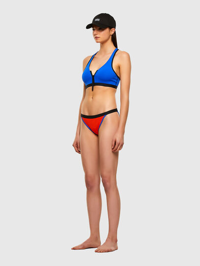Diesel - BFB-MILADOO, Blue/Orange - Bras - Image 4