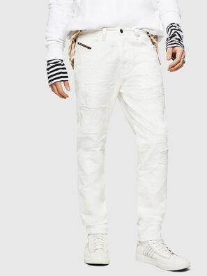 Mharky 069IJ, White - Jeans