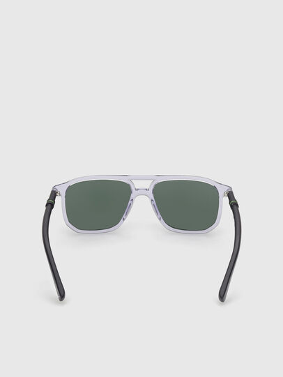 Diesel - DL0332, Grey - Kid Eyewear - Image 4