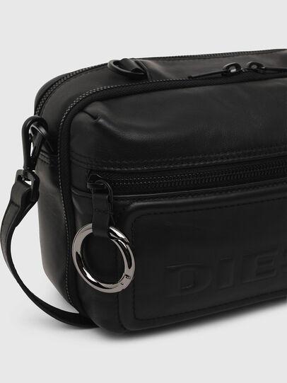 Diesel - FUTURAH, Black - Crossbody Bags - Image 6