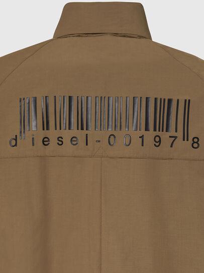 Diesel - J-ACKER, Light Brown - Jackets - Image 5