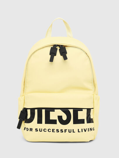 Diesel - F-BOLD BACK II, Light Yellow - Backpacks - Image 1