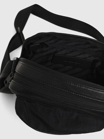 Diesel - YCROSS, Black - Crossbody Bags - Image 5