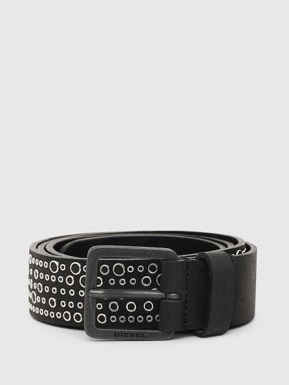 Diesel - B-HEAVY, Black - Belts - Image 1