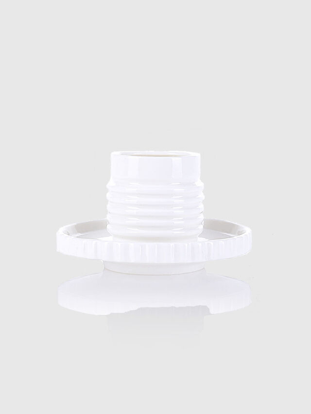 Living 10973 MACHINE COLLEC, White - Cups - Image 1