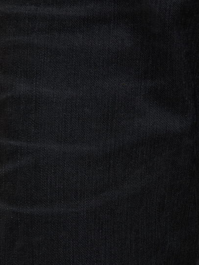 Diesel - D-Strukt 0091I, Black/Dark grey - Jeans - Image 5
