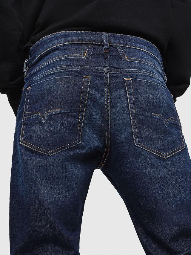 Diesel - D-Bazer 082AY, Dark Blue - Jeans - Image 4
