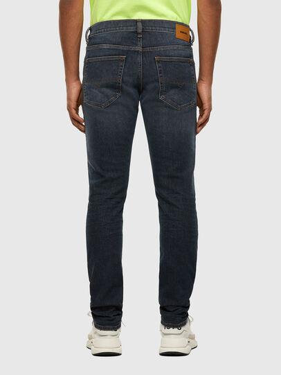 Diesel - D-Luster 009EM, Dark Blue - Jeans - Image 2