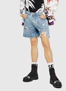 D-KIRM, Blue Jeans - Shorts