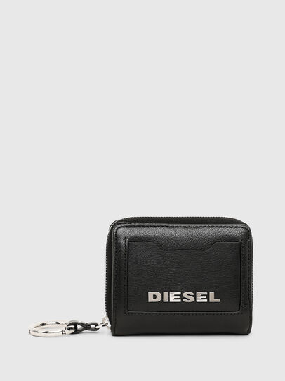 Diesel - OFRIDE, Black - Small Wallets - Image 1