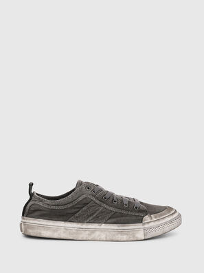 S-ASTICO LOW LACE, Dark grey - Sneakers
