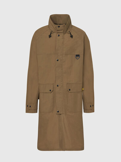 Diesel - J-ACKER, Light Brown - Jackets - Image 1