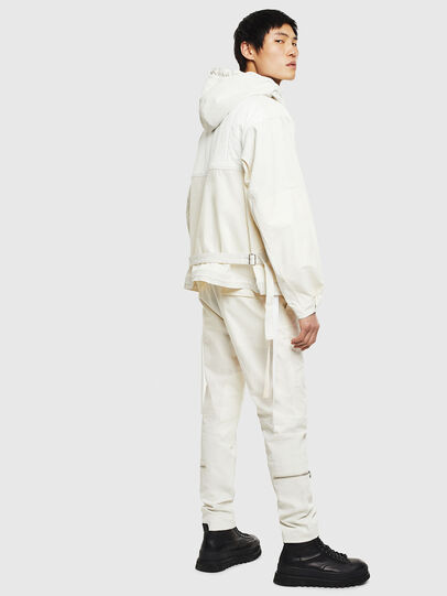 Diesel - P-ARMY, White - Pants - Image 6