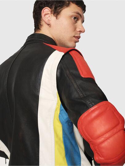 Diesel - L-YUJA,  - Leather jackets - Image 4
