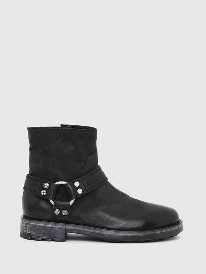 Diesel - D-THROUPER ABZ, Black - Boots - Image 1