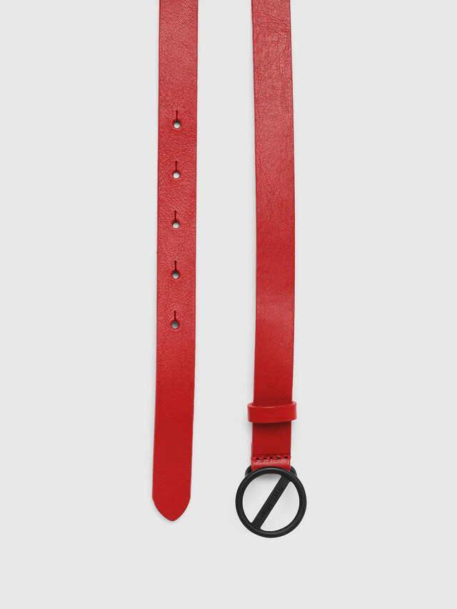 Diesel - B-BOUND, Fire Red - Belts - Image 3