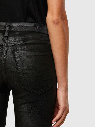Diesel - Babhila 069TD, Black/Dark grey - Jeans - Image 4