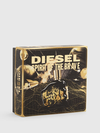 Diesel - SPIRIT OF THE BRAVE 35ML GIFT SET, Black/Gold - Only The Brave - Image 3