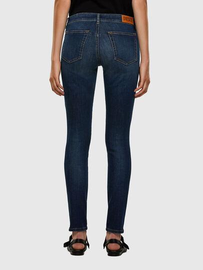 Diesel - D-Jevel 009HL, Dark Blue - Jeans - Image 2
