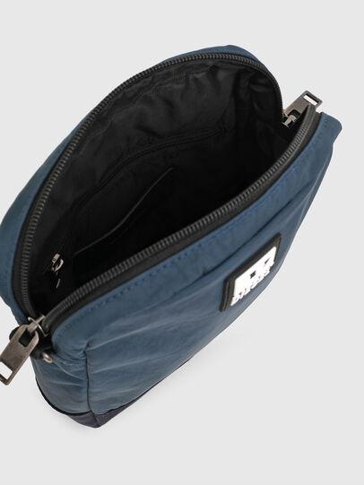 Diesel - ALTAIRO, Blue - Crossbody Bags - Image 4