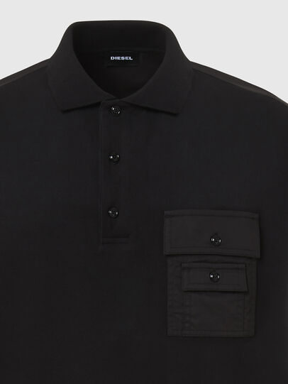 Diesel - T-TASK-POLO,  - Polos - Image 3