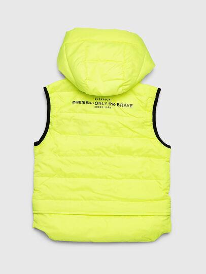 Diesel - JSUNREVSLESS, Yellow Fluo - Jackets - Image 2