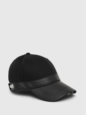 COSNAP, Black - Caps