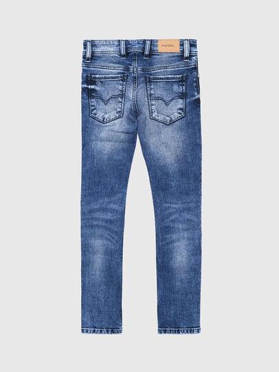 Diesel - SLEENKER-J-N, Blue Jeans - Jeans - Image 2