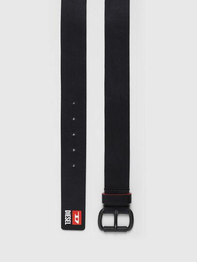 Diesel - B-DIVISION, Black - Belts - Image 3