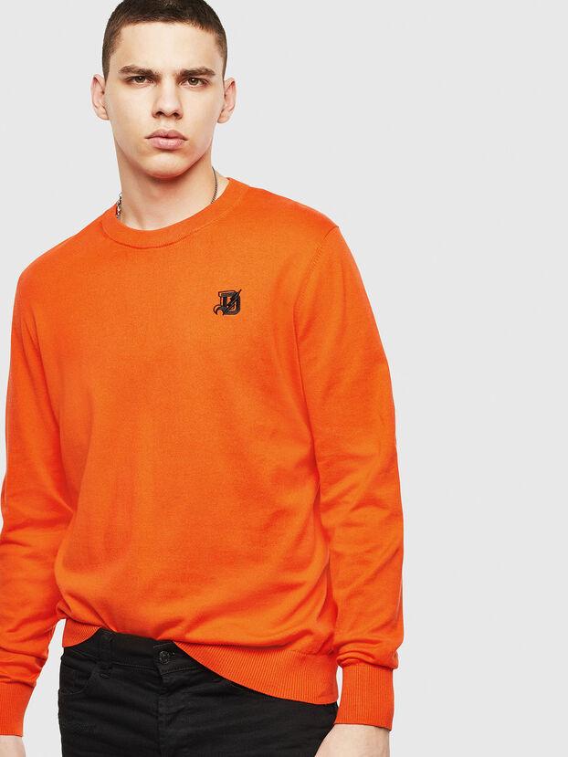 K-FREEX, Orange - Knitwear