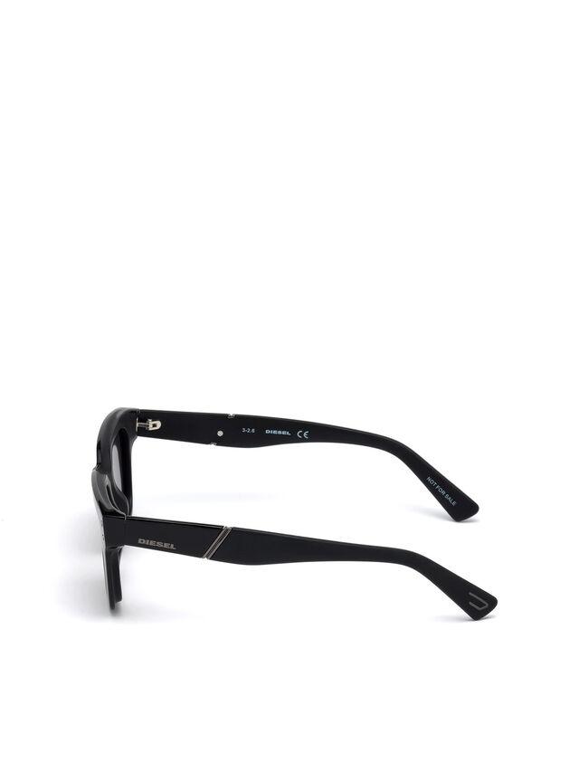 Diesel DL0231, Black - Eyewear - Image 3