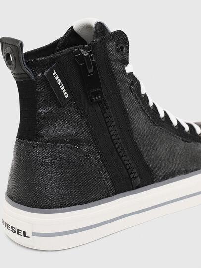 Diesel - S-ASTICO MID ZIP, Black - Sneakers - Image 5