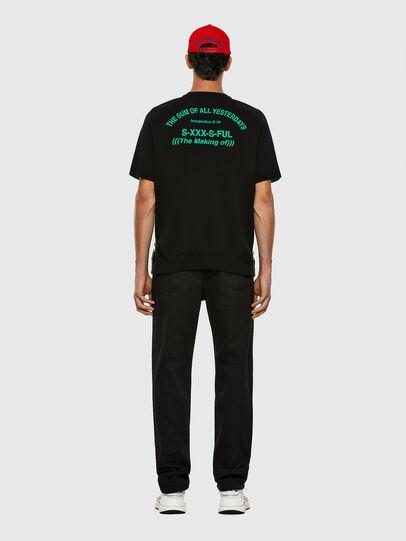 Diesel - K-ERROL, Black - Knitwear - Image 6