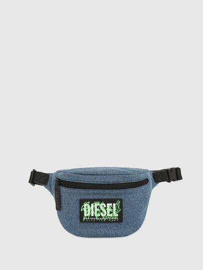 Diesel - BELTPATCH, Blue - Bags - Image 1