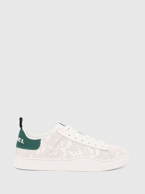 S-CLEVER LOW LACE, White - Sneakers