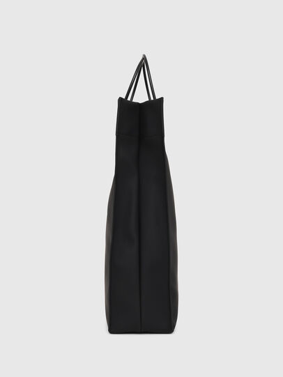 Diesel - SAKETTONE, Black - Shopping and Shoulder Bags - Image 3
