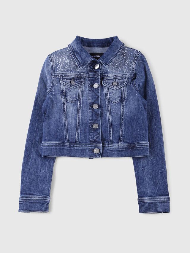 Diesel - JIMBIS, Blue Jeans - Jackets - Image 1