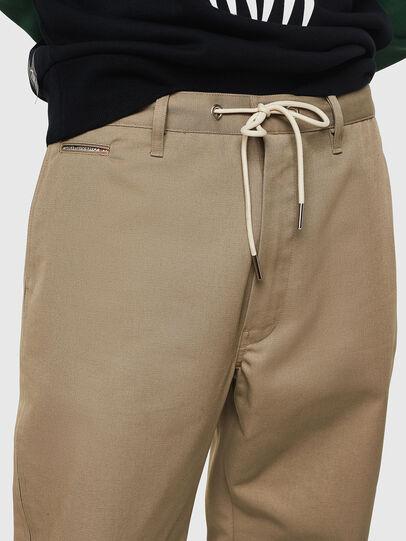 Diesel - P-MORGY, Light Brown - Pants - Image 3
