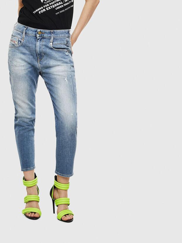 Fayza 0099M, Medium blue - Jeans