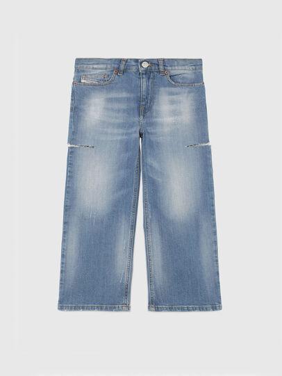 Diesel - WIDEE-J-SP1, Light Blue - Jeans - Image 1