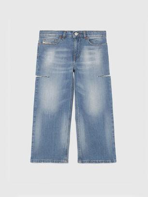 WIDEE-J-SP1, Light Blue - Jeans