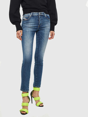 Babhila 069JQ, Medium blue - Jeans