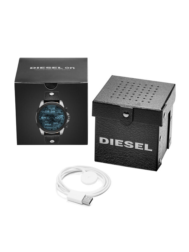 Diesel - DT2001, Black - Smartwatches - Image 5
