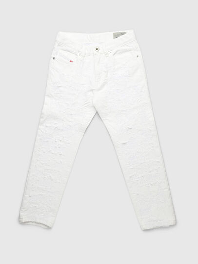 Diesel - MHARKY-J, White - Jeans - Image 1