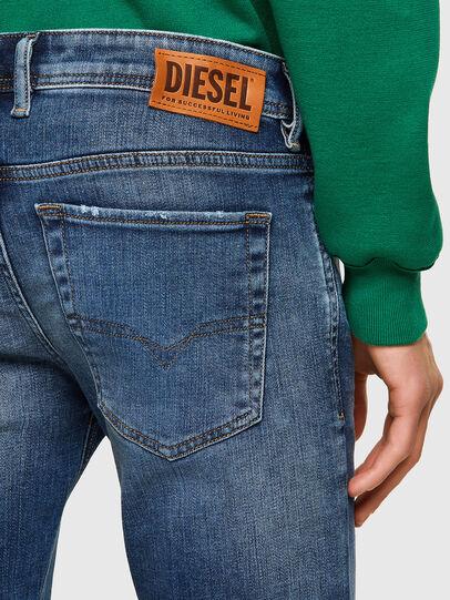 Diesel - Sleenker 009PN, Medium blue - Jeans - Image 4